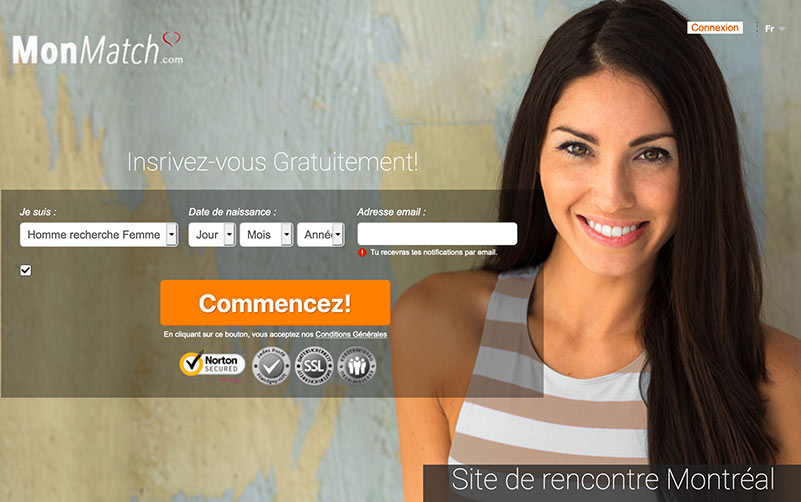 Rencontre Montréal – Monmatch.com