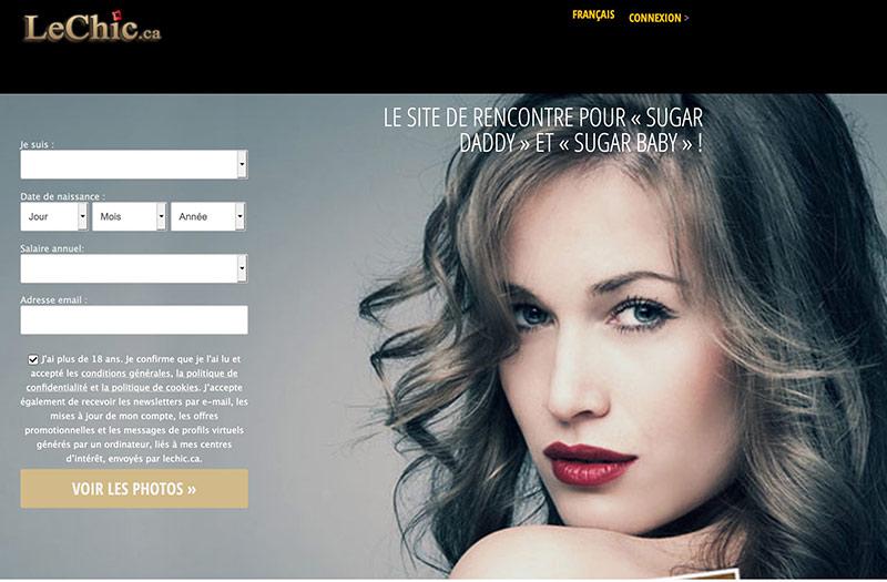 LeChic.ca- Site de rencontre pour hommes riche et femmes sublimes!