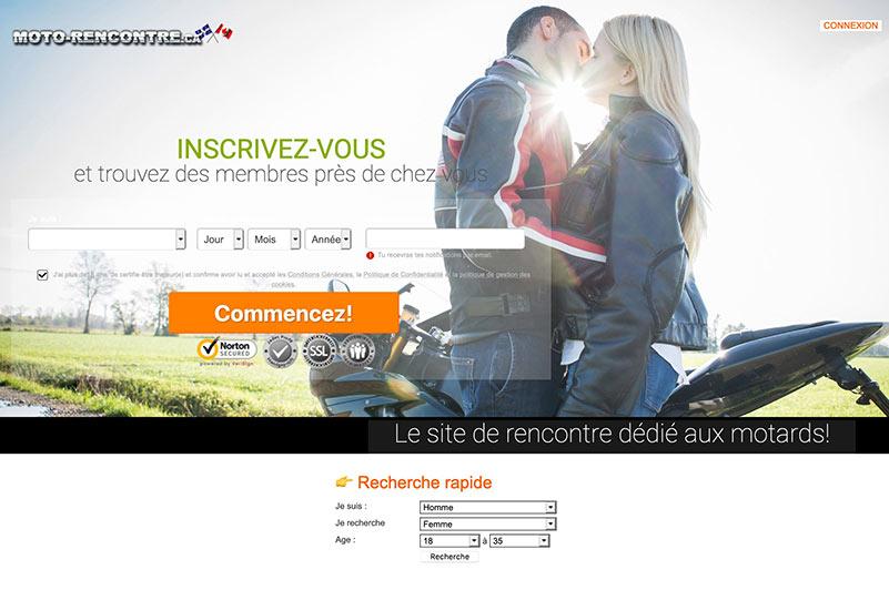 Rencontre motard- Le site de rencontre pour les passionnés de motos