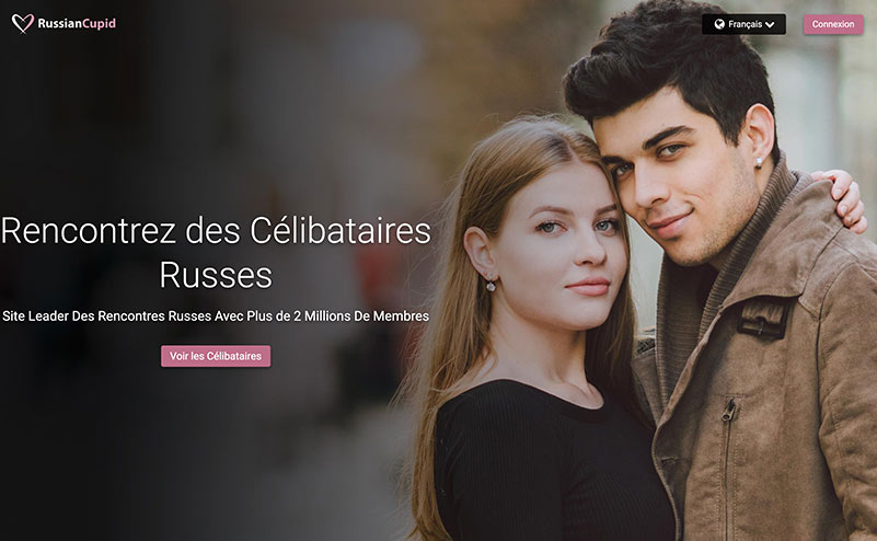 Site de dating pour rencontrer des femmes russes