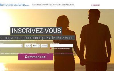 Rencontresjuive.com, Site de rencontre Juif